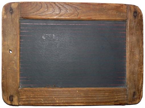fc1c99c33 Bridlicové písacie tabuľky. Zdroj: súkromná zbierka člena spolku, p. Jozefa  Kráľa